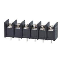 Barrier terminal blocks Screw type 2.5mm² Pin spacing 7.62 mm 6-pole PCB connector