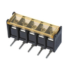 Barrier terminal blocks Screw type 2.5mm² Pin spacing 8.25 mm 5-pole PCB connector