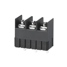 Barrier terminal blocks Screw type 2.5mm² Pin spacing 7.62mm 3-pole PCB connector