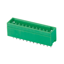 Pluggable terminal block Straight Header Pin spacing 2.50/2.54 mm 12-pole Male connector
