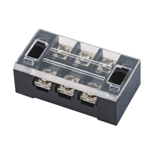 Barrier terminal blocks Screw type 4.0mm² Pin spacing 12.10mm 2*3-pole PCB connector