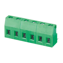 Euro terminal blocks Rising/Lift type 4.0mm² Pin spacing 7.50/7.62mm 6-pole PCB connector